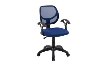 Кресло 0095 синий