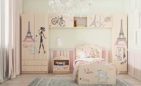 Детская Париж комплектация 2