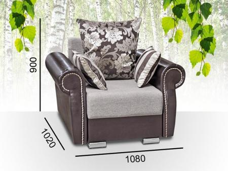Кресло-кровать Виктория 6