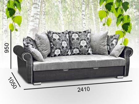 Виктория 6 диван-кровать + 2 кресла-кровати