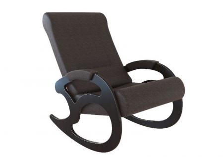 Кресло-качалка Гарда (экокожа)