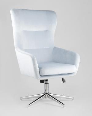Кресло Артик светло-голубой